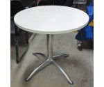 Round Table - White